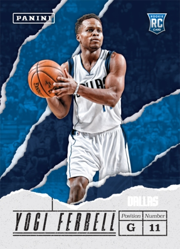 Panini America 2017 Father's Day Basketball Rookies25