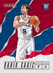 Panini America 2017 Father's Day Basketball Rookies2