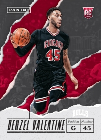 Panini America 2017 Father's Day Basketball Rookies3