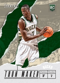 Panini America 2017 Father's Day Basketball Rookies5