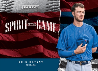 Panini America 2017 Father's Day Spirit of the Game1