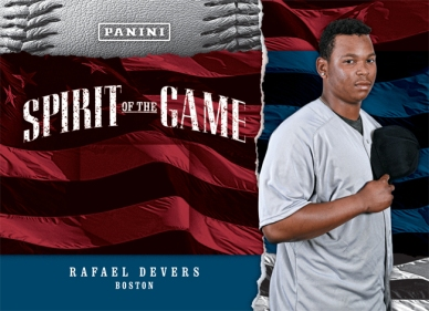 Panini America 2017 Father's Day Spirit of the Game12