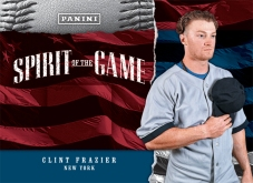 Panini America 2017 Father's Day Spirit of the Game13