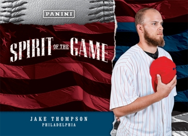 Panini America 2017 Father's Day Spirit of the Game16
