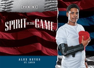 Panini America 2017 Father's Day Spirit of the Game21