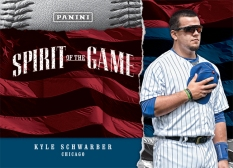Panini America 2017 Father's Day Spirit of the Game2