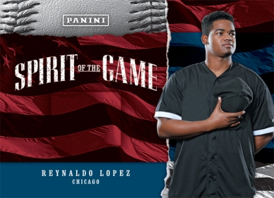 Panini America 2017 Father's Day Spirit of the Game6