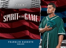 Panini America 2017 Father's Day Spirit of the Game8