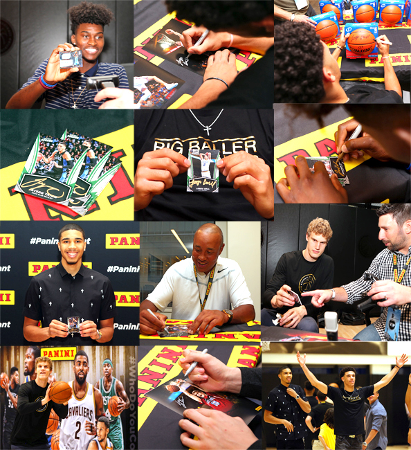 Panini America 2017 NBA Draft Pre-Party Main