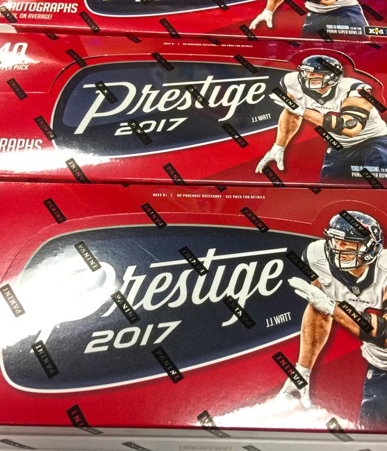 Panini America 2017 Prestige Football Teaser2