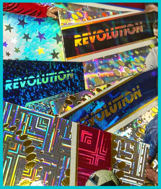 Panini America 2017 Revolution Soccer QC100