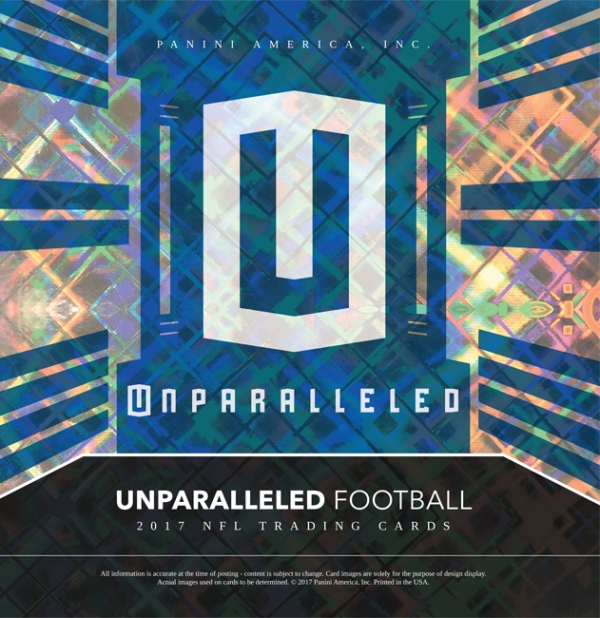 Panini America 2017 Unparalleled Football Main