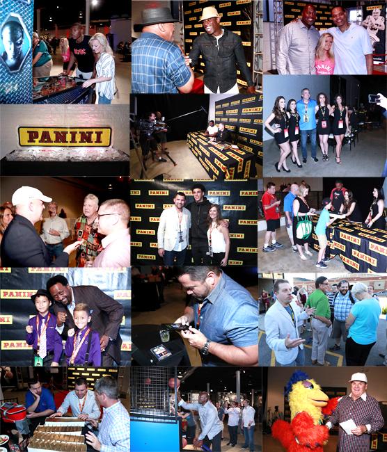 2017 Panini VIP Party Main