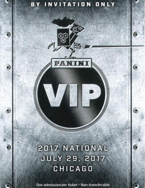 2017 Panini VIP Party