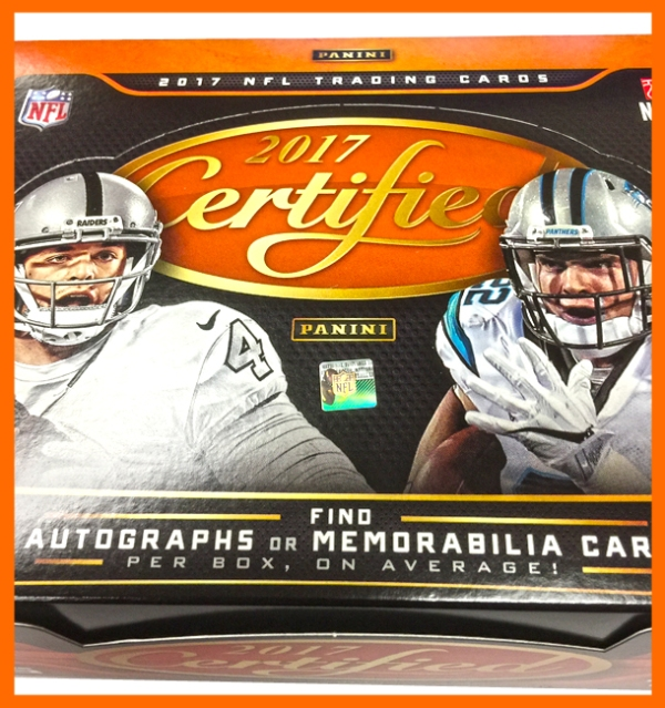 Panini America 2017 Certified Football QC Gallery2
