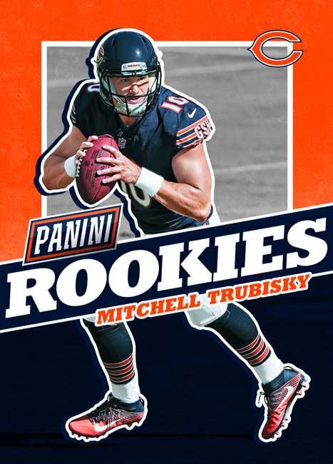 Panini America 2017 National Football Rookies9