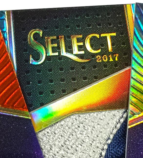 Panini America 2017 Select NASCAR Racing QC97