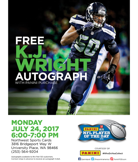 Seahawks Wright