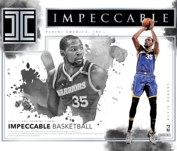 Panini America 2016-17 Impeccable Basketball Main