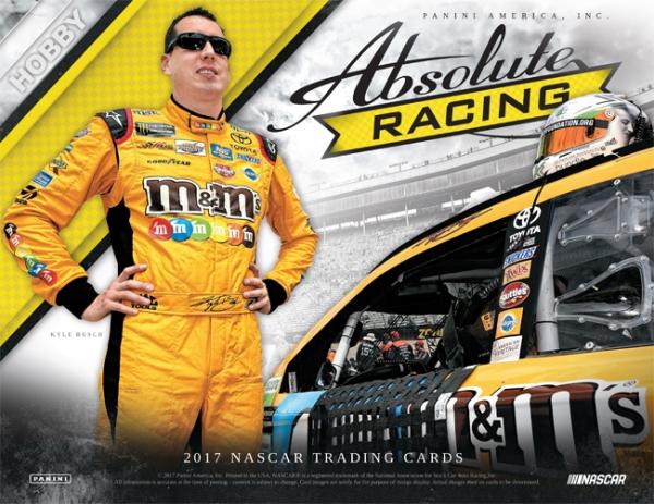 Panini America 2017 Absolute NASCAR Racing Main