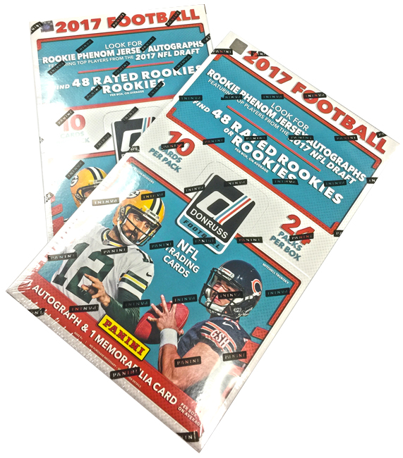 Panini America 2017 Donruss Football Teaser2