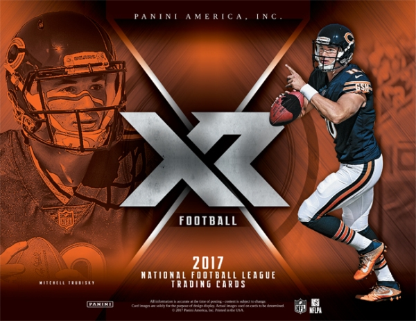 Panini America 2017 XR Football Main