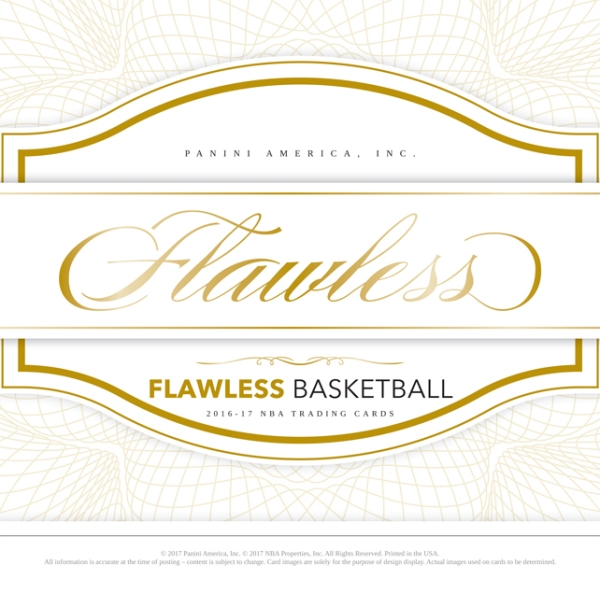 Panini America 2016-17 Flawless Basketball Main
