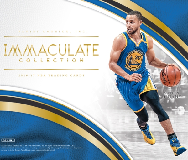 Panini America 2016-17 Immaculate Basketball Main