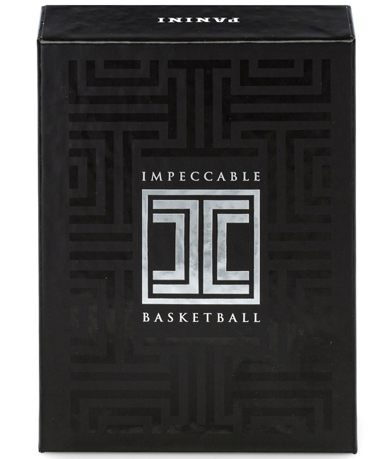 Panini America 2016-17 Impeccable Basketball QC1