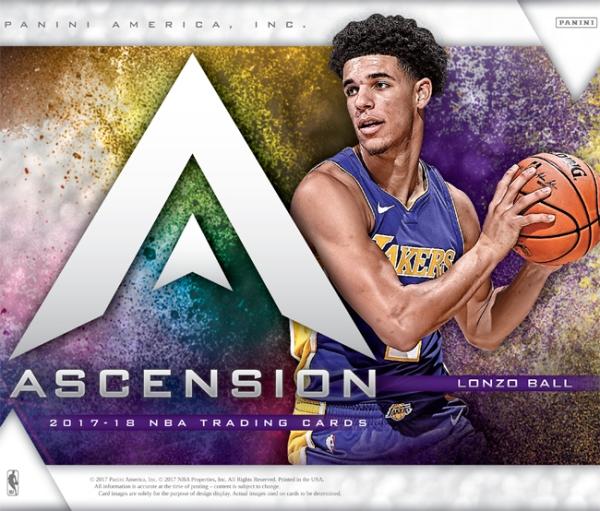 Panini America 2017-18 Ascension Basketball Main