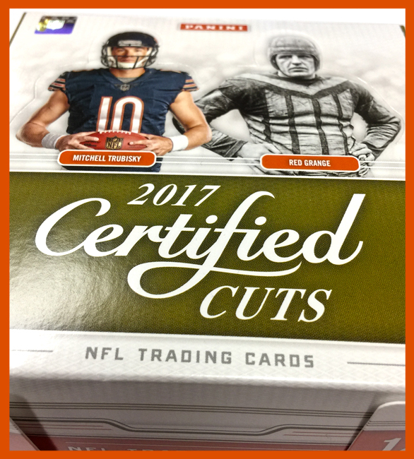 Panini America 2017 Certified Cuts Football QC2