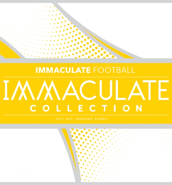 Panini America 2017 Immaculate Football Main