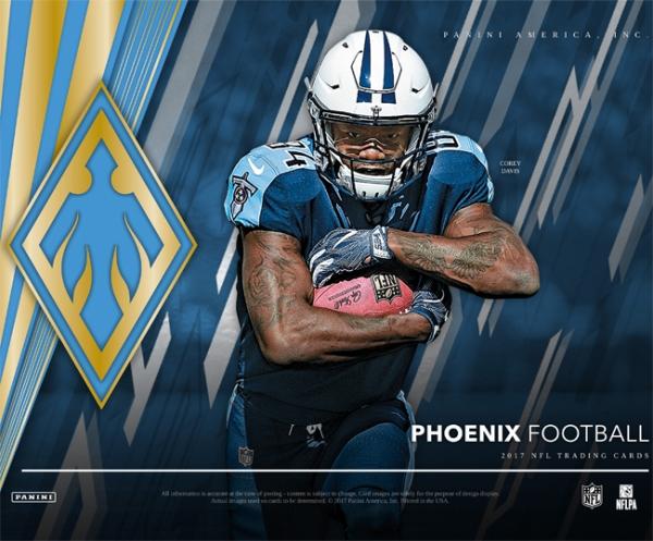 Panini America 2017 Phoenix Football Main