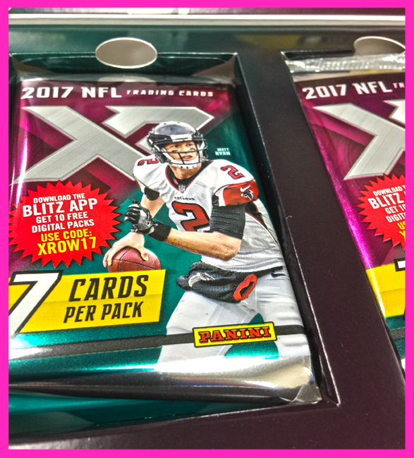 Panini America 2017 XR Football Teaser16