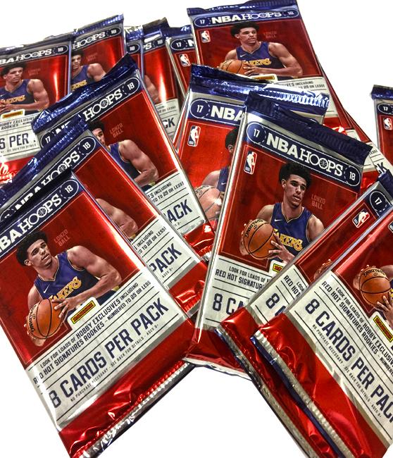 Panini America 2017-18 NBA Hoops Basketball Teaser9