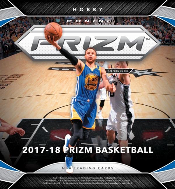 Panini America 2017-18 Prizm Basketball Main