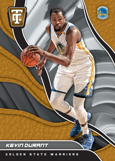 Panini America 2017-18 Totally Certified Basketball Kevin Durant