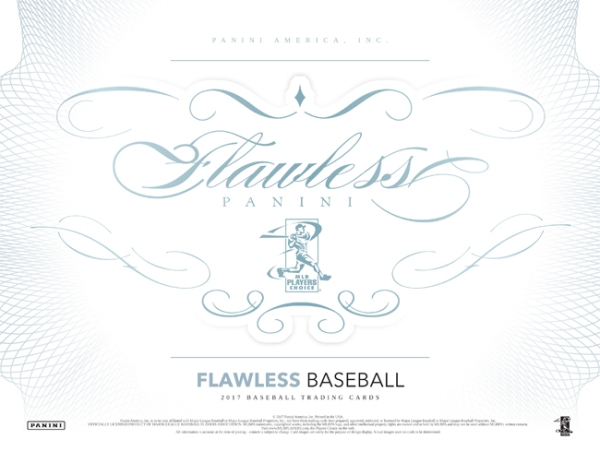 Panini America 2017 Flawless Baseball Main