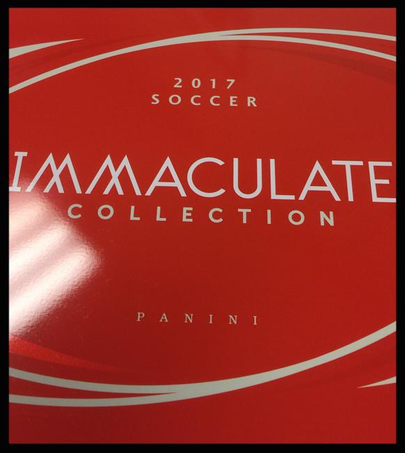 Panini America 2017 Immaculate Soccer QC2