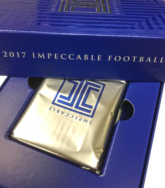 Panini America 2017 Impeccable Football Teaser6