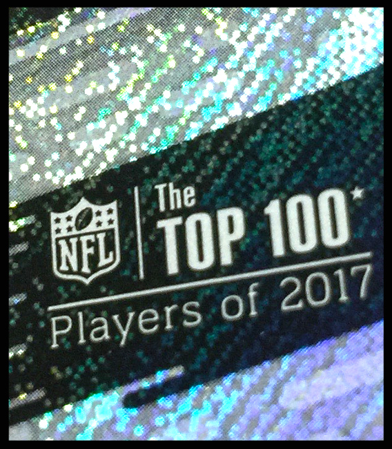 Panini America 2017 Kickoff Promotion Parallels10