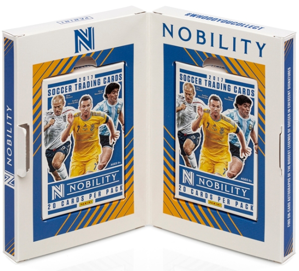 Panini America 2017 Nobility Soccer QC2