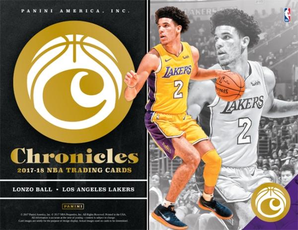 Panini America 2017-18 Chronicles Basketball Main