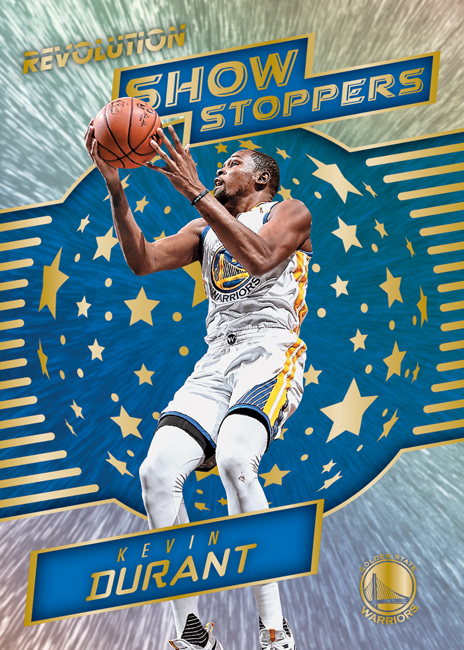 Panini America 2017-18 Revolution Basketball Kevin Durant