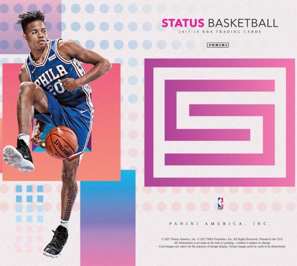 Panini America 2017-18 Status Basketball Main
