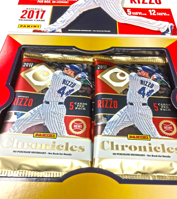 Panini America 2017 Chronicles Baseball Teaser29