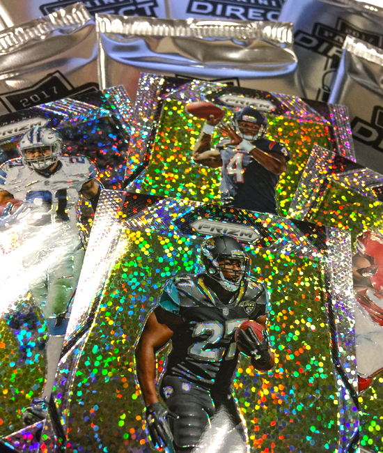 Panini America 2017 Prizm Football White Sparkle Preview16