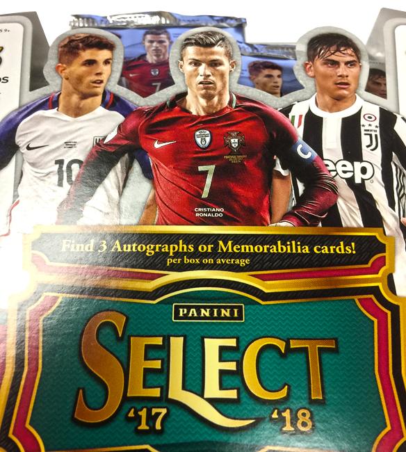 Panini America 2017 Select Soccer Teaser5