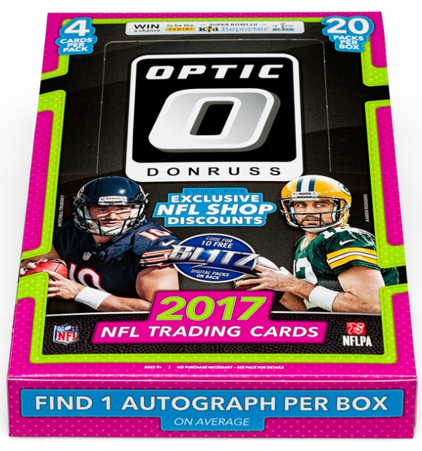 Panini America 2017 Donruss Optic Football QC Gallery2
