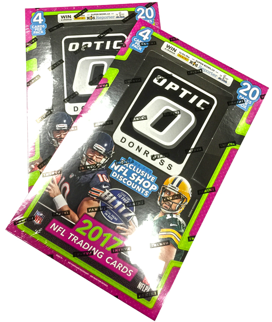 Panini America 2017 Donruss Optic Football Teaser1